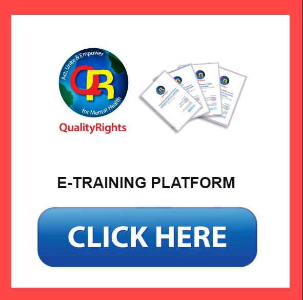 qualityrights Ghana etraining